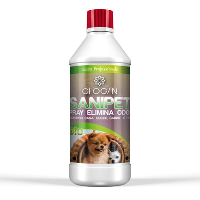SANIPET SPRAY - ELIMINA ODORI (500 ML)