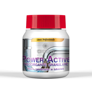 POWER ACTIVE - GRANULAR DISGORGANT (500 GR)