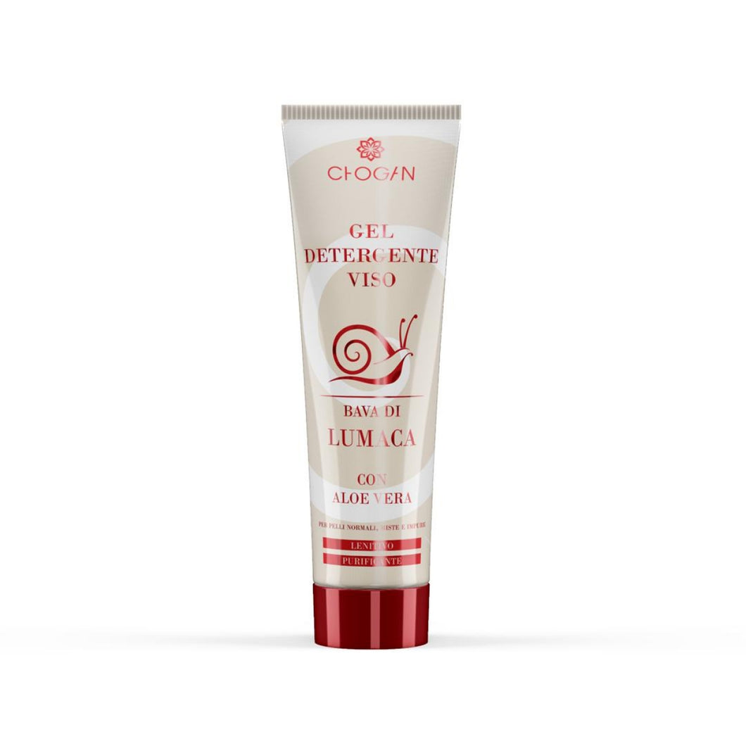 Face cleansing gel with snail slime 150 ml