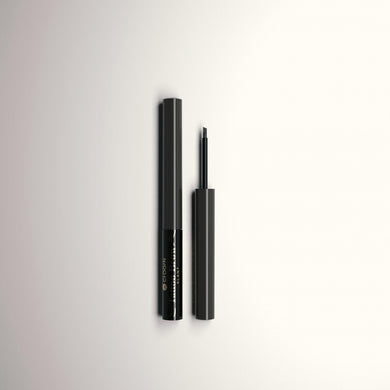 TATTOO BROW DARK SLANT (from Black to Dark Brown Eyebrows) ANGLED EYELINER BRUSH 1,7 ML
