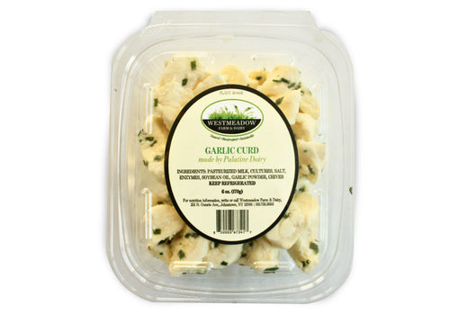 Palatine Garlic Cheddar Curds