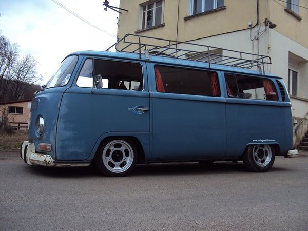 vvw Bus T2 BTR wheels