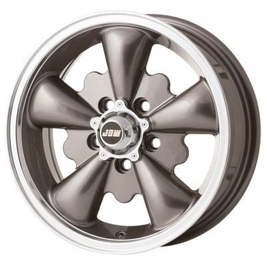 Pack 5 spokes anthracite 5x112