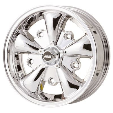 Pack 5 spokes chrome 5x205
