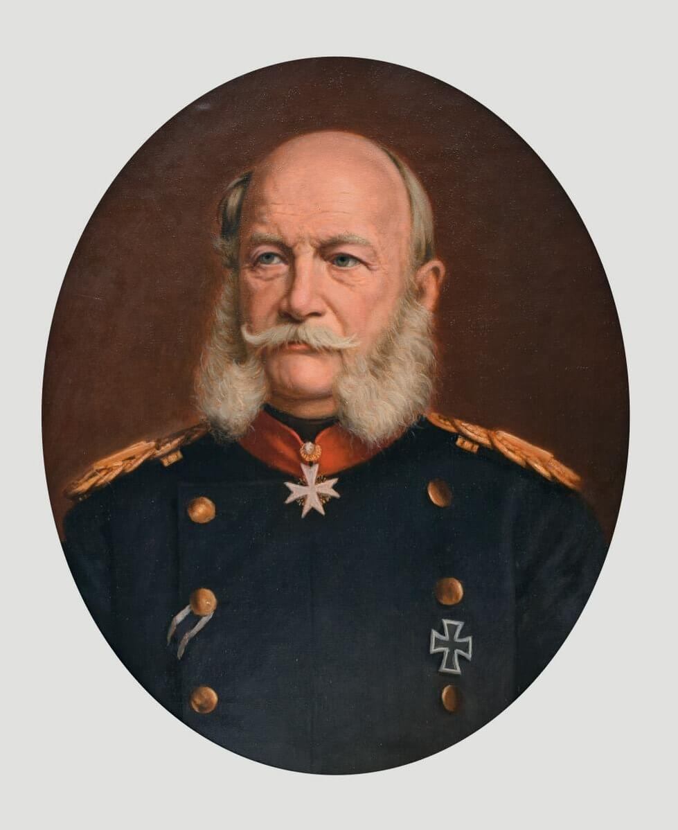 Emperor Franz Josef I wore an Imperial Beard Style
