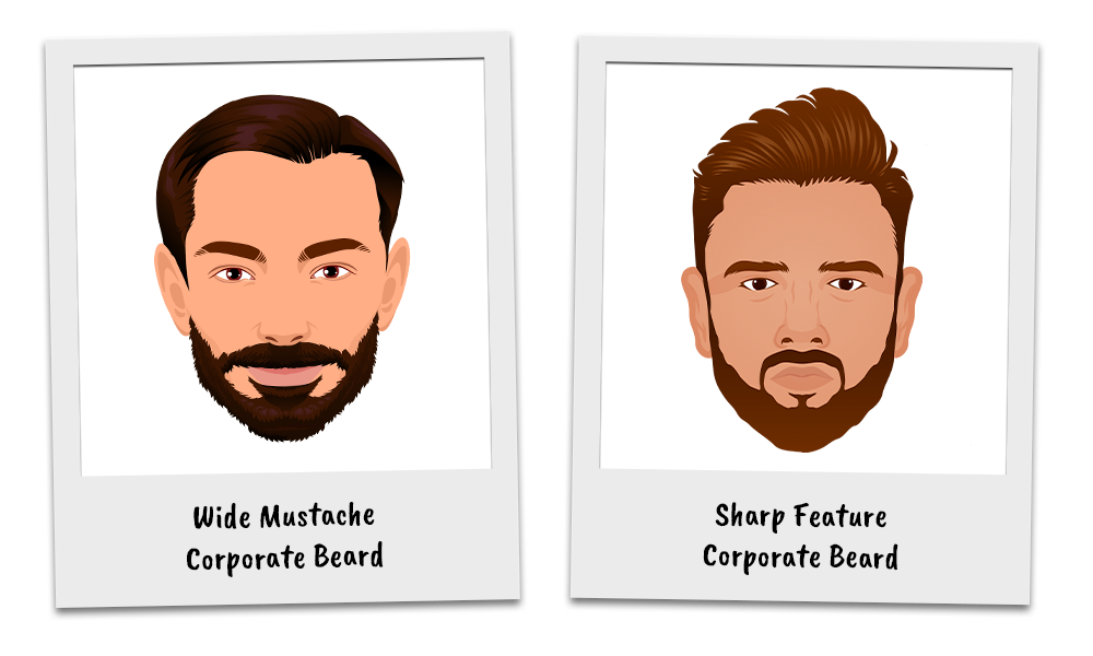 Variation Ideas for the Corporate Beard