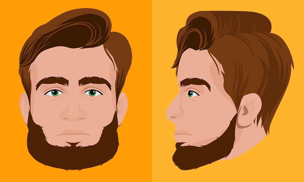 The Dutch Beard Style