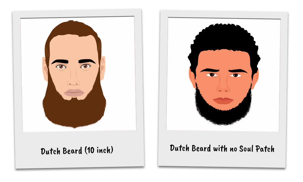 Variations of the Dutch Beard