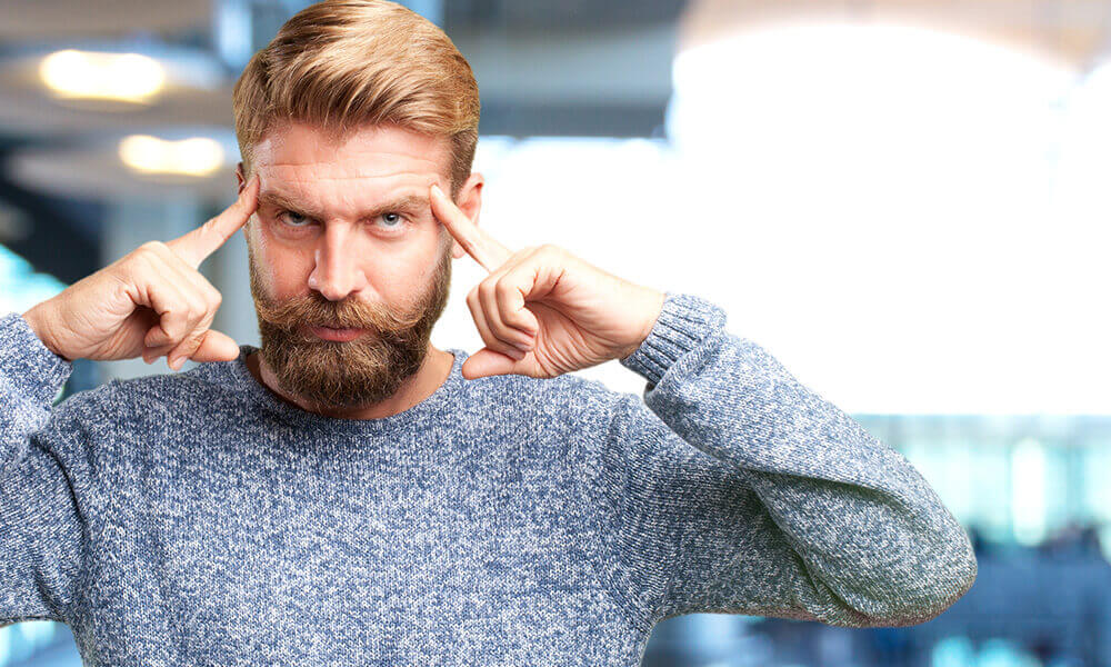 There's no definitive answer for how long to grow a beard but these are some helpful factors to look for.