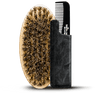 Beard Brush & Comb Set