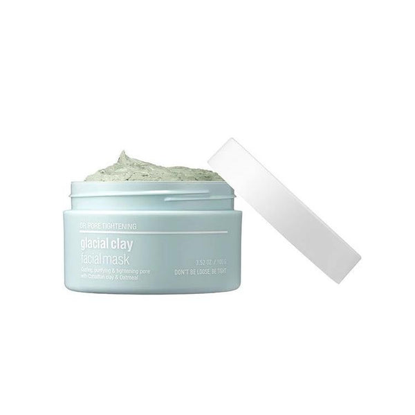 Dr. Pore Tightening Glacial Clay Facial Mask (100ml)(Renewal) SKIN&LAB