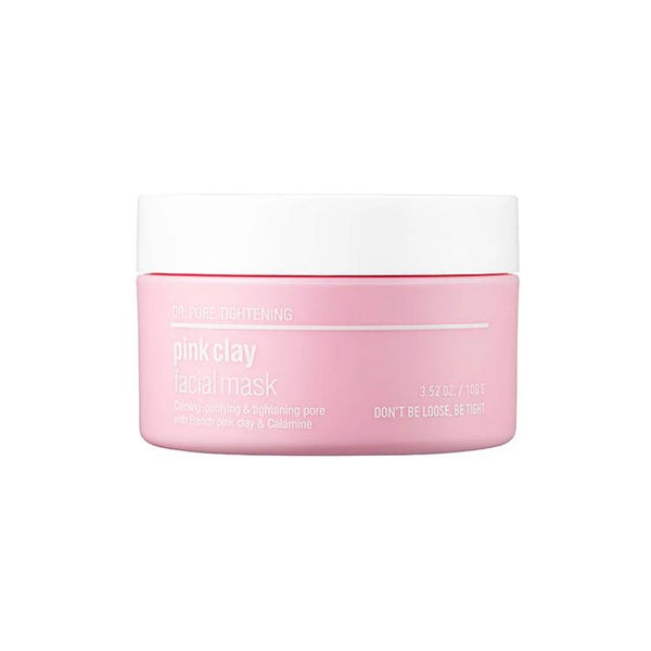 Dr. Pore Tightening Pink Clay Facial Mask (100ml)(Renewal)