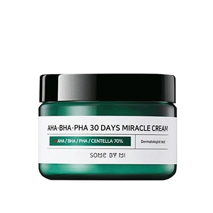 AHA BHA PHA 30 Days Miracle Cream (60g) SOME BY MI