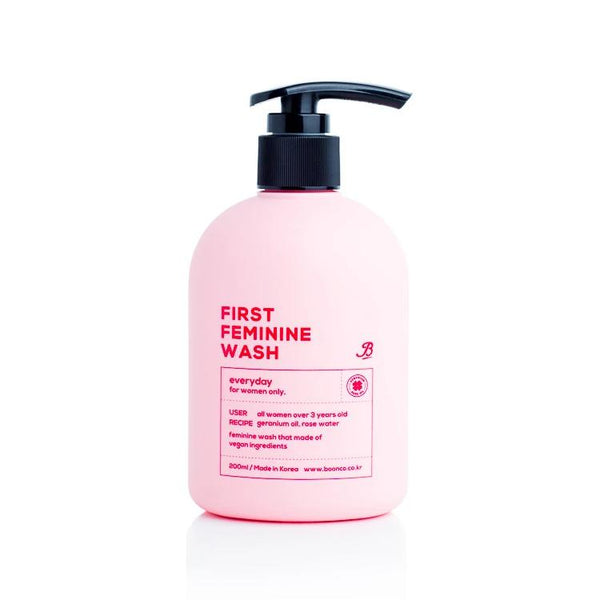 First Feminine Wash (200ml)