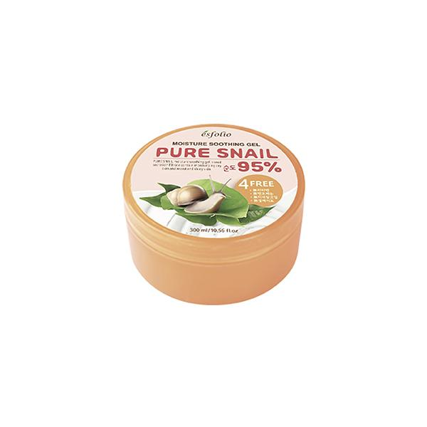 Pure Snail Moisture Soothing Gel 95% (300ml)