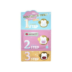 Golden Monkey Glamour Lip 3 Step (1ea)