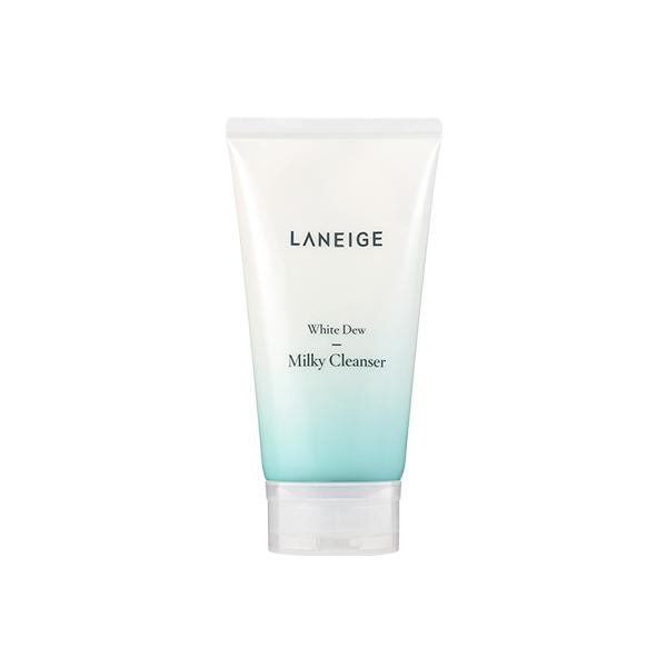 White Dew Milky Cleanser (150ml) LANEIGE