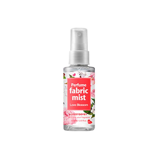 Perfume Fabric Mist Love Blossom (60ml)