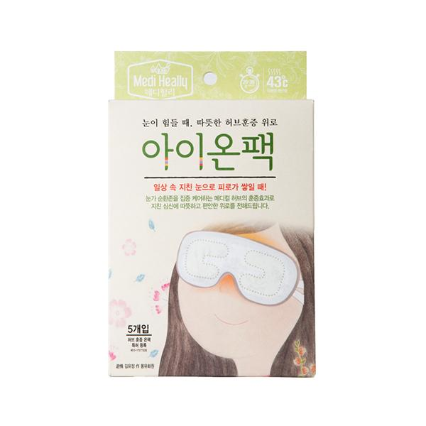 Herbal Eye Patch (5ea) Medi Heally