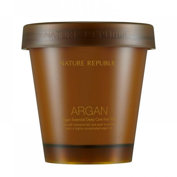 Argan Essential Deep Care Hair Pack (200ml)