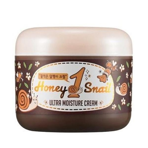 Honey Snail Ultra Moisture Cream (100g)