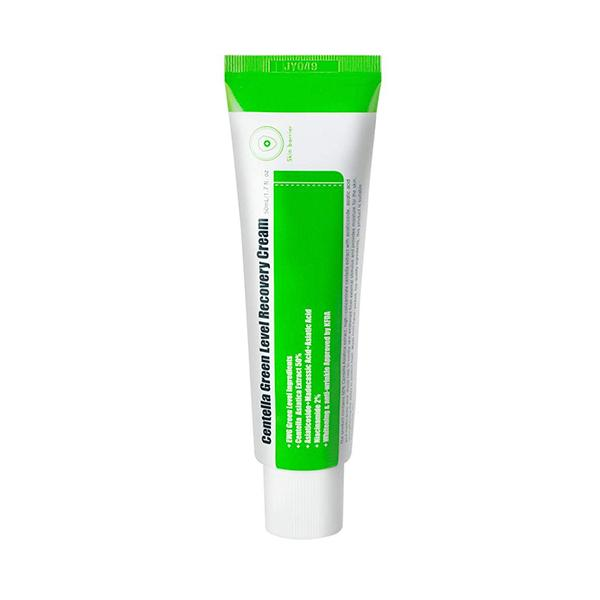 Centella Green Level Recovery Cream (50ml) Purito