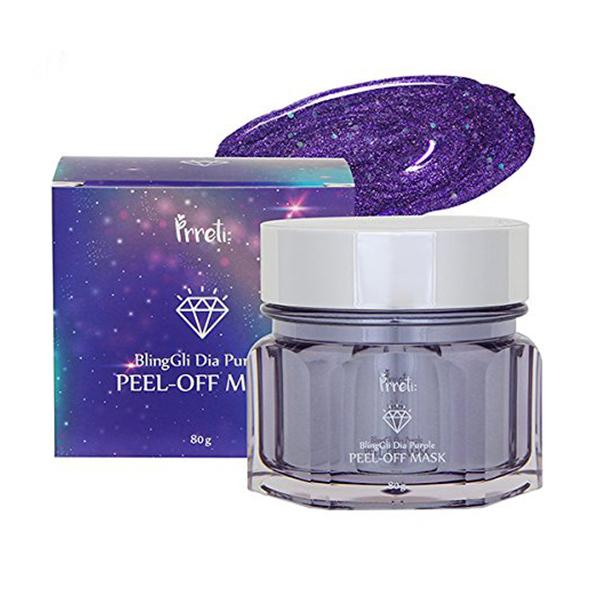 BlingGli Dia Purple Peel-Off Mask (80g)