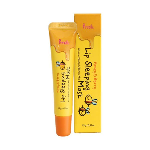 [MASKED HEROES] Honey&Berry Lip Sleeping Mask (15g)