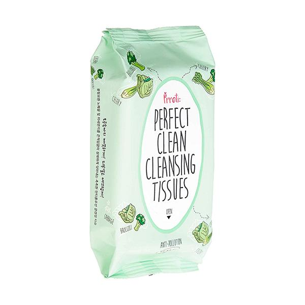 Perfect Clean Cleansing Tissues (30ea) Prreti: