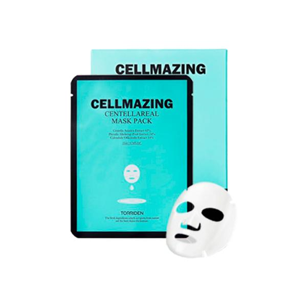 Cellmazing Centellareal Mask Pack (1 Sheet)