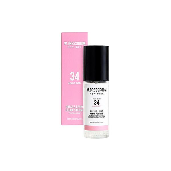 Dress & Living Clear Perfume Portable (70ml)