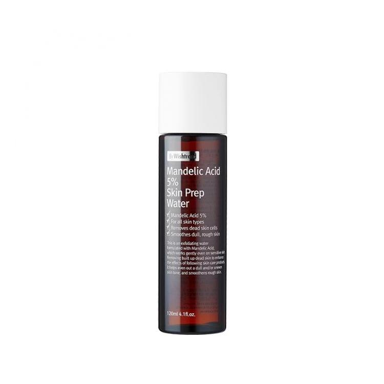 Mandelic Acid 5% Skin Prep Water (120ml) By Wishtrend