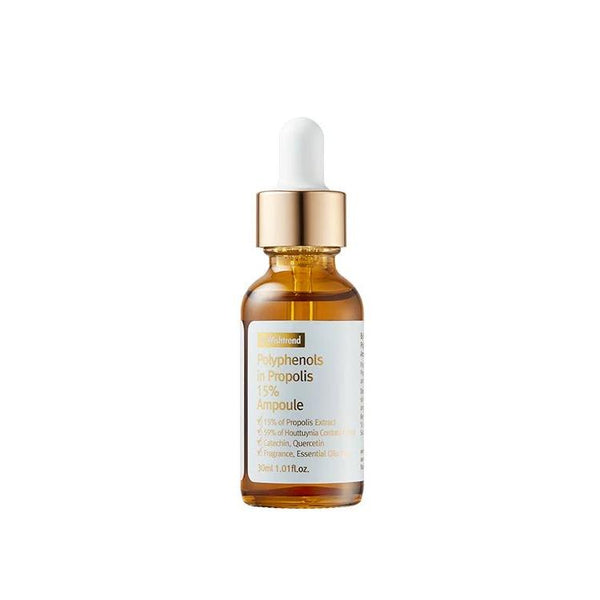 Polyphenols in Propolis 15% Ampoule (30ml) By Wishtrend