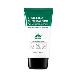 Truecica Mineral 100 Calming Suncream (50ml) SOME BY MI