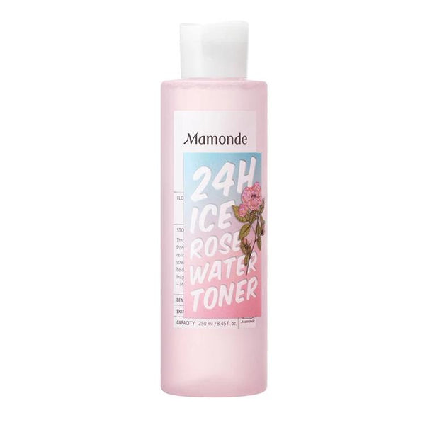 24H Ice Rose Water Toner (250ml)
