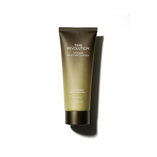 Time Revolution Artemisia Pack Foam Cleanser (150ml) MISSHA