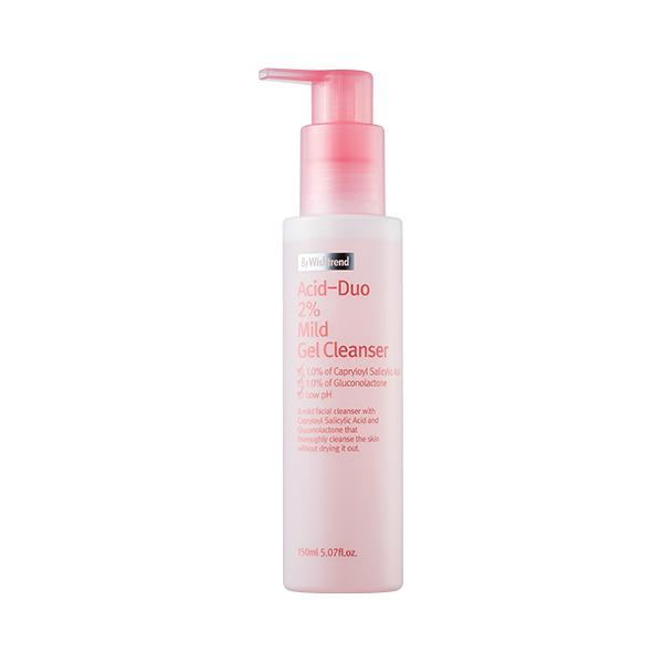 Acid-Duo 2% Mild Gel Cleanser (150ml) By Wishtrend