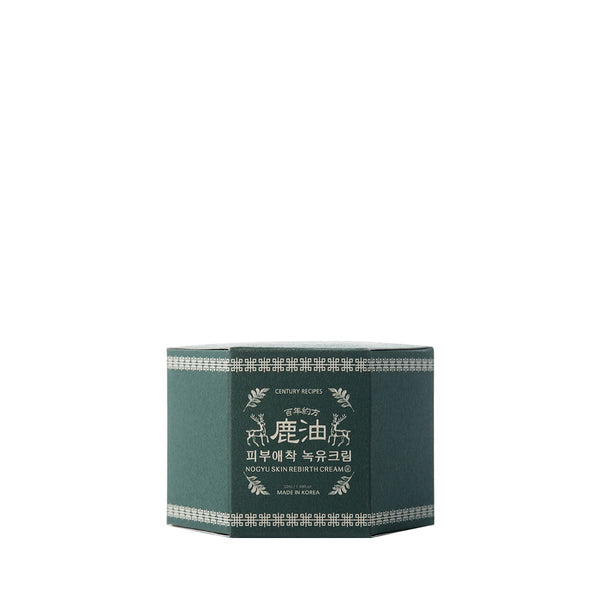 Nogyu Skin Rebirth Cream (50ml) CENTURY RECIPES
