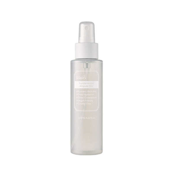 Fundamental Ampule Mist (125ml) dear, Klairs