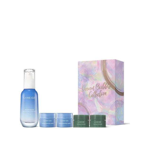 [Christmas Collection 2019] Water Bank Moisture Essence Set