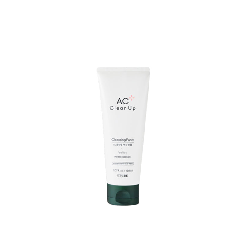AC Clean Up Cleansing Foam (150ml)