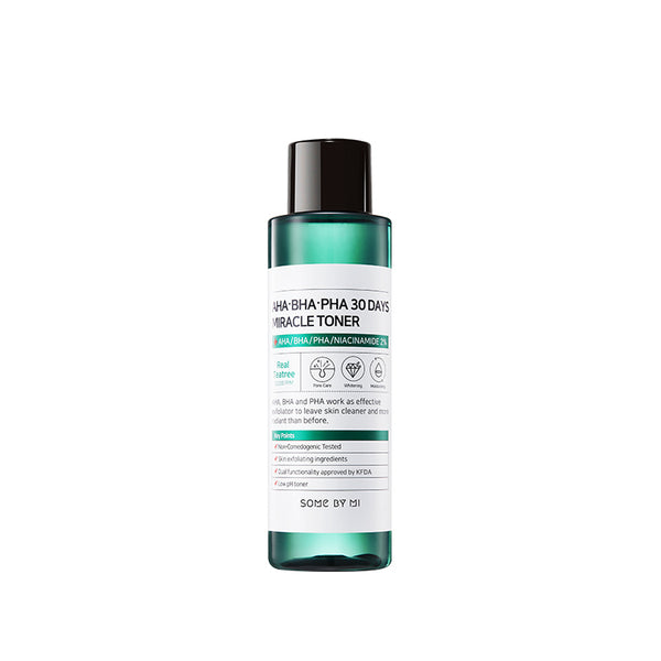 AHA BHA PHA 30 Days Miracle Toner (150ml)