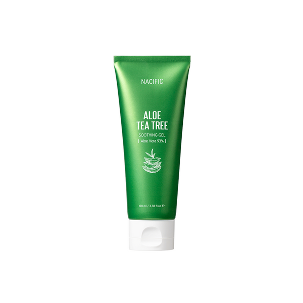 Aloe Tea Tree Soothing Gel (100ml)