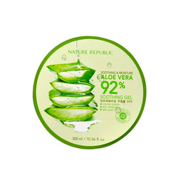 Aloe Vera 92% Soothing Gel (300ml)