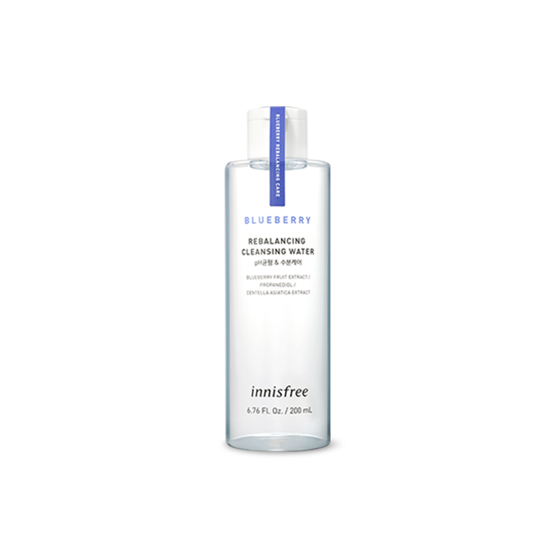 Blueberry Rebalancing Cleansing Water (200ml)