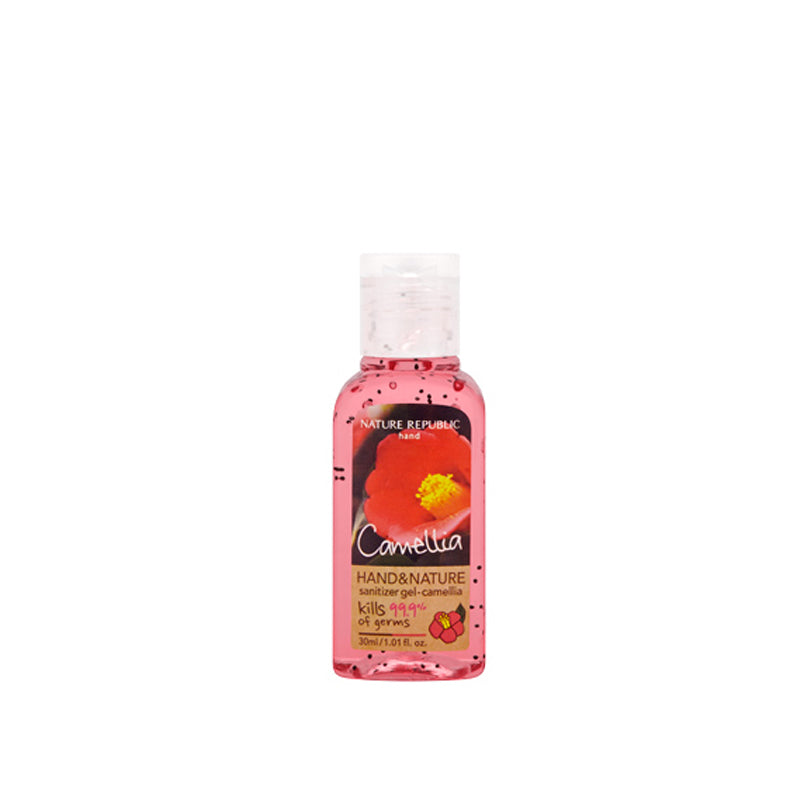 Hand & Nature Sanitizer (30ml)_Camellia