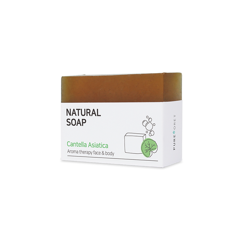 Centella Asiatica Natural Soap (90g)