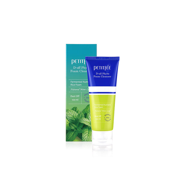 D-off Phyto Foam Cleanser (100ml)