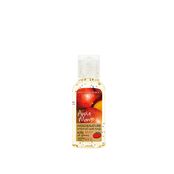 Hand & Nature Sanitizer (30ml)_Apple Mango
