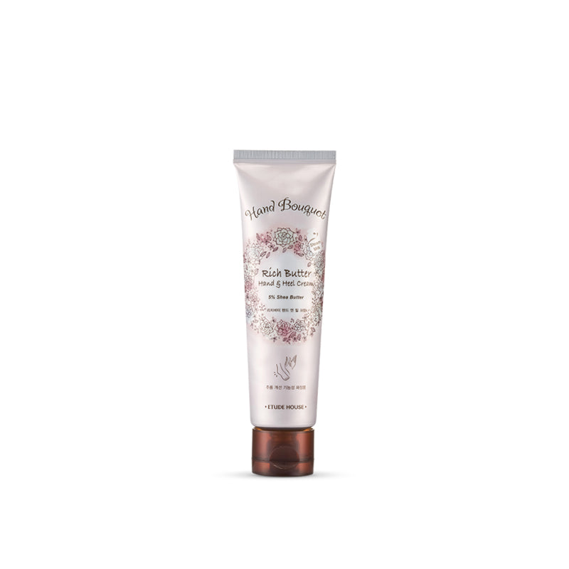 Hand Bouquet Rich Butter Hand & Heel Cream (100ml)
